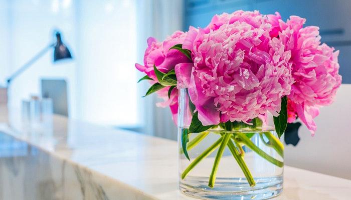 Blumen für Firmenkunden