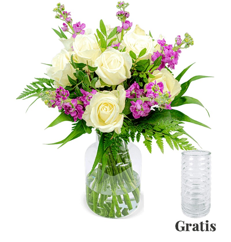 Blumen als Entschuldigung online bestellen - BlumeIdeal.de