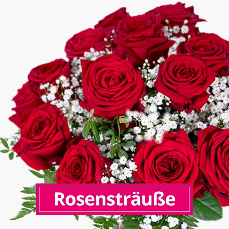 Rosen & Rosensträuße